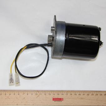 Fensterheber, runder Motor, mit Zahnrad-Antrieb, Austausch